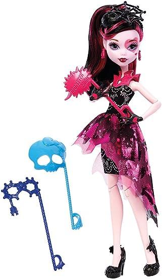 Monster High - Draculaura, monstruitas photocall (Mattel DNX33 ...