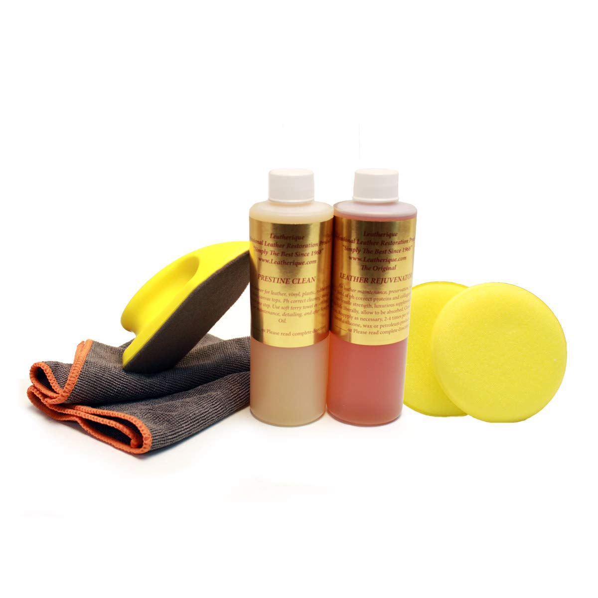 Leatherique 8 oz Kits (8oz Rejuvenating Kit)