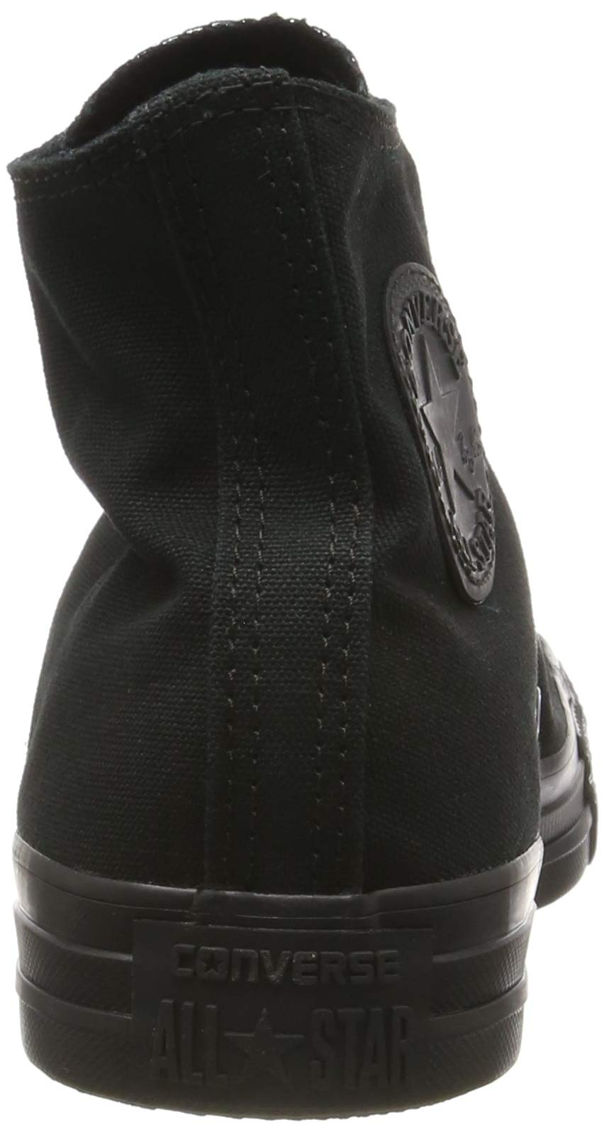 Converse M9160: Chuck Taylor All Star High Top Unisex Black White Sneakers by Converse (Image #2)