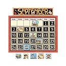Teacher Created Resources Classroom Calendar Bulletin Board from Mary Engelbreit (4314)