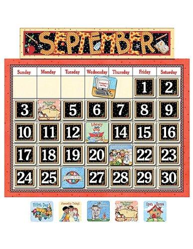 (Teacher Created Resources Classroom Calendar Bulletin Board from Mary Engelbreit (4314))
