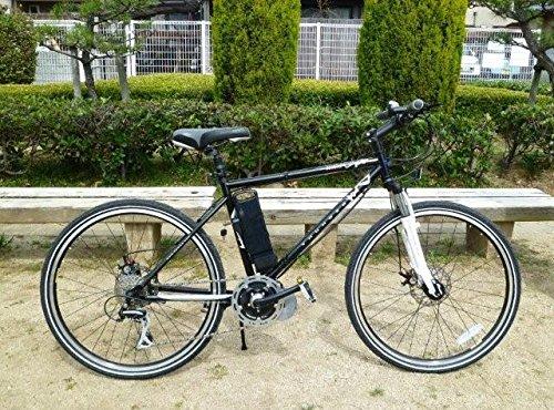 これが電動?!スポーティなクロスバイク型電動自転車 稲妻! B071JWT1M2