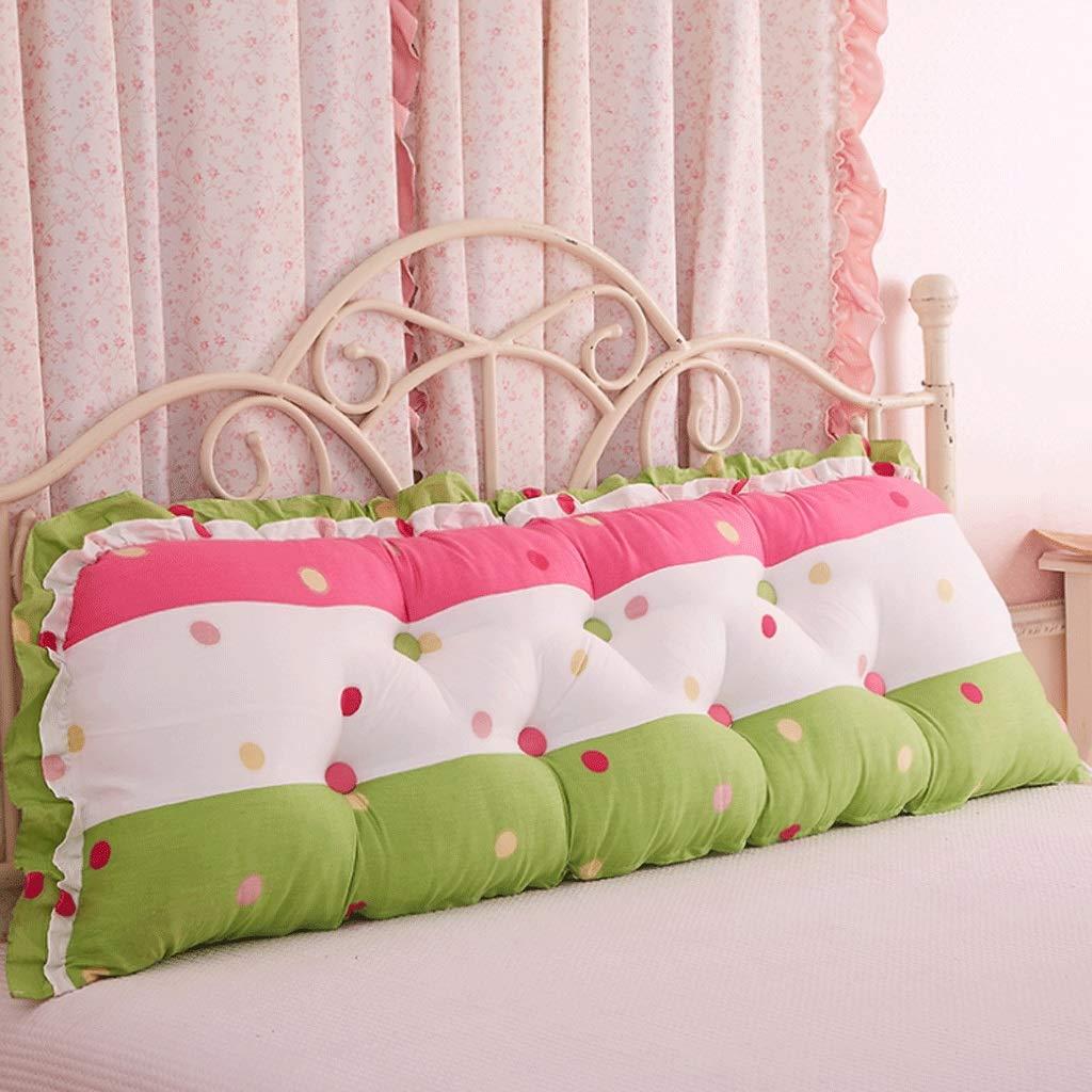 GXY Abnehmbares Kissen, Kissen, Kissen, Hüftpolster, Rückenpolster Kissen (Farbe : T, größe : 120cm)