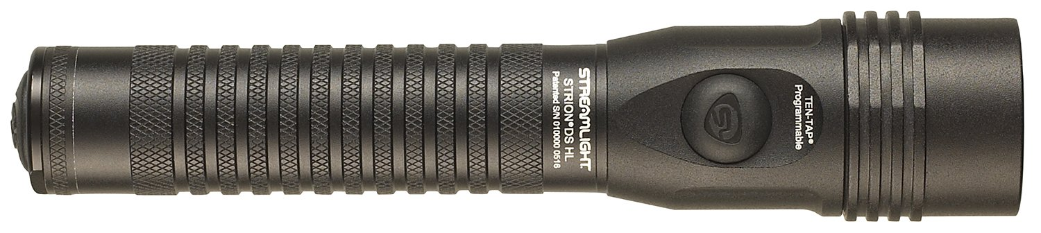Streamlight 74610 Strion Ds HL Rechargeable Professional Flashlight Without Charger, Black by Streamlight (Image #2)