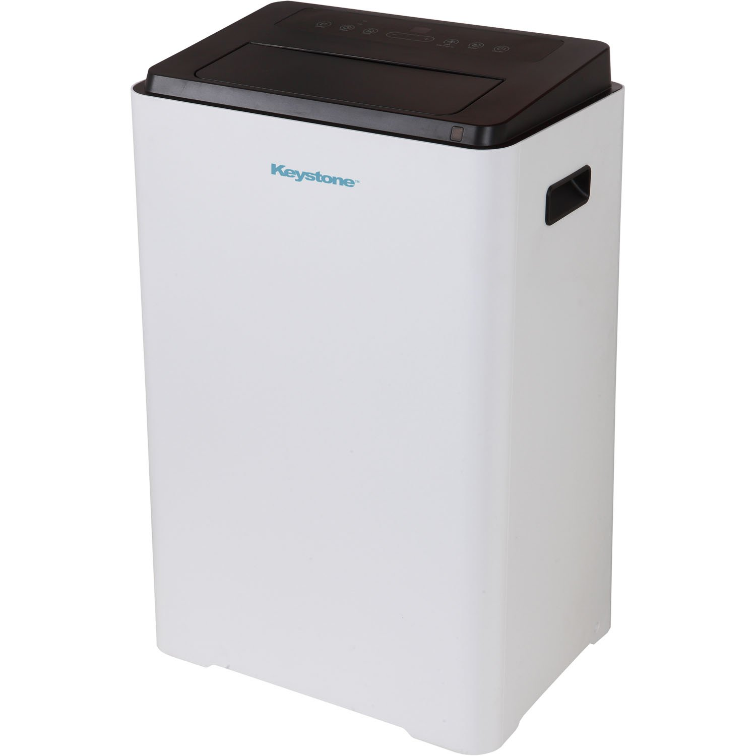 """Amazon.com: Keystone KSTAP16A 230V Portable Air Conditioner with """"Follow  Me'' LCD Remote Control for Rooms up to 450-Sq. Ft.: Home & Kitchen"""