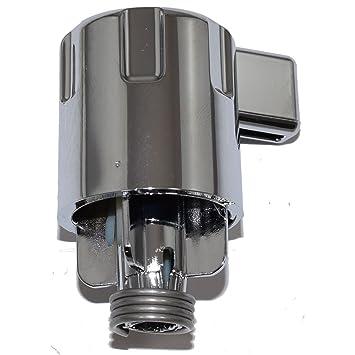 Expobar/Fiorenzato C.s./Grimac/Scala - Boquilla de vapor para máquina de café M10x1 (4 agujeros): Amazon.es: Hogar