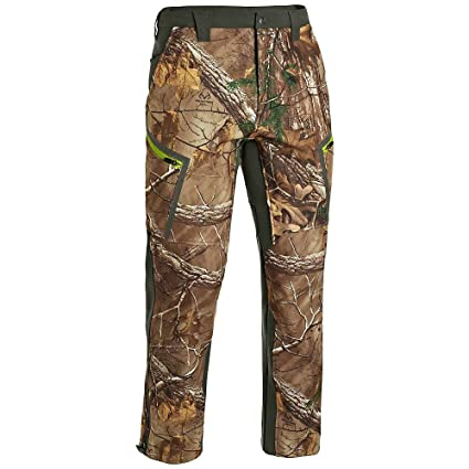 eb388b120f1e Under Armour Coldgear Infrared Scent Control Speed Freek Pant - Men s  Realtree AP-Xtra