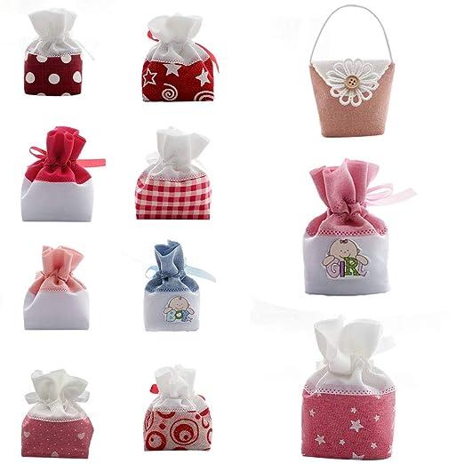YAZILIND fiesta de la boda favores cesta Caramelo cajas de ...