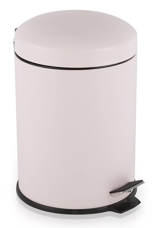 Amazon.com: BINO Stainless Steel 1.3 Gallon / 5 Liter Round Step ...