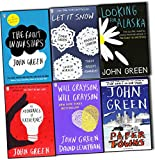 img - for John Green 6 Books Collection Pack Set (Will Grayson, Will Grayson, An Abundance of Katherines, Paper Towns, The Fault in Our Stars, Looking for Alaska, Let It Snow) book / textbook / text book