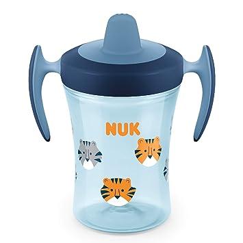 NUK 10255384 NUK Trainer Cup 230 ml ab 6 Mona weiche Trinktülle auslaufsicher