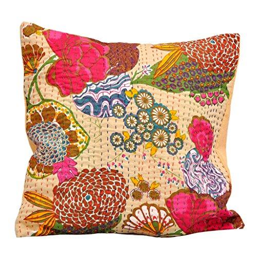 Eminent Craft - Cushion Cover - Anastasia - Handmade - Cotton - 16 X 16