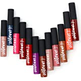 Spdoo 15Pcs Long Lasting Waterproof Matte Liquid Lipstick Pen Lip Gloss Set