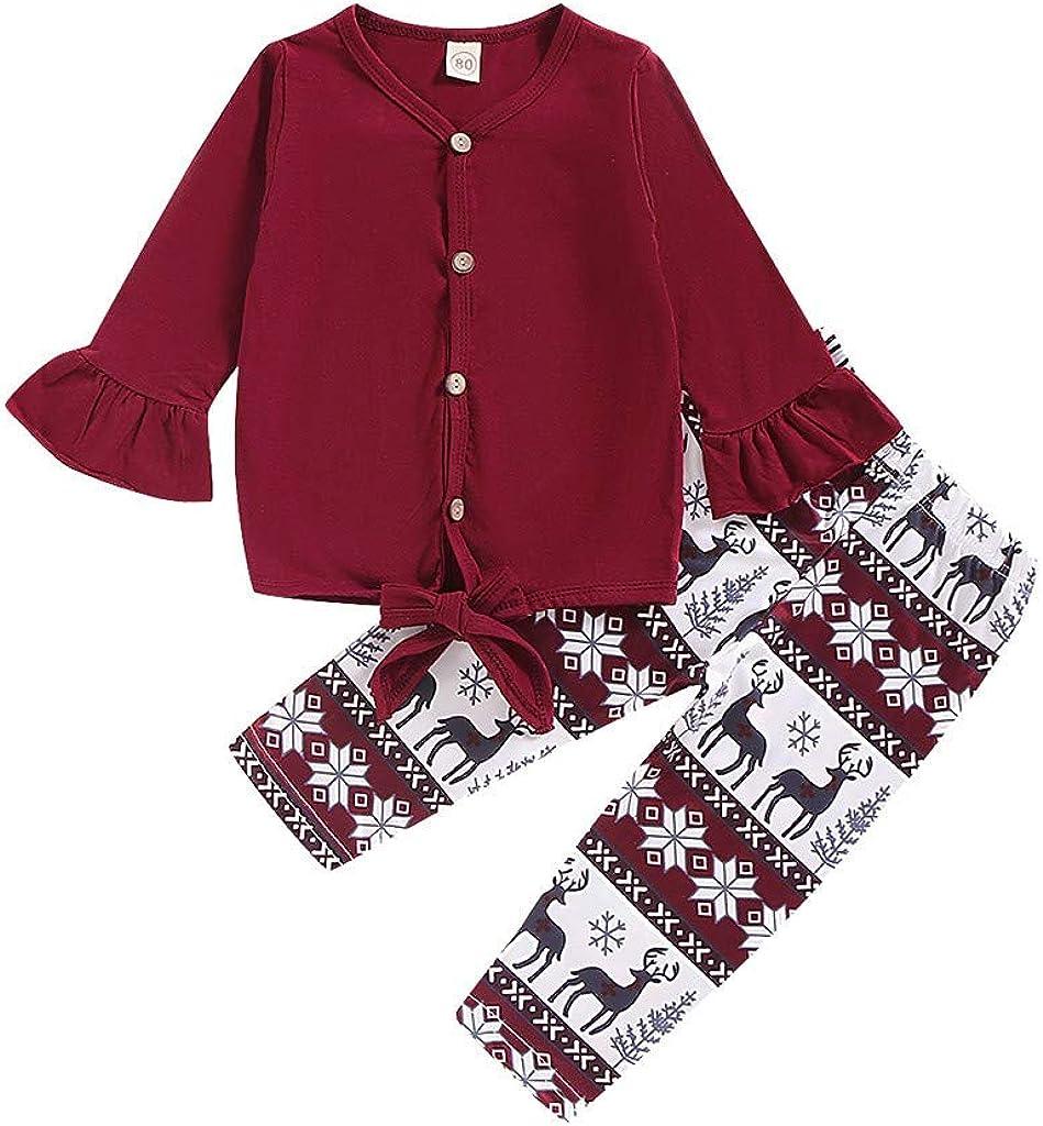 Vectry Navidad Vestido De Niñas Princesa Vestido Camiseta ...