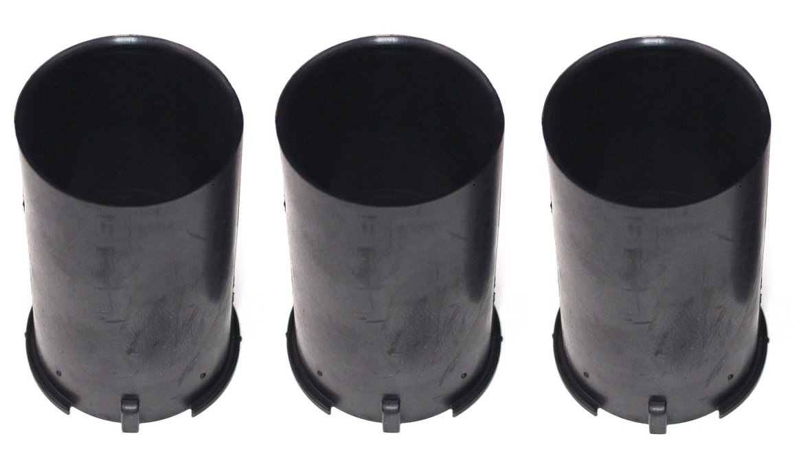 Kawasaki Intake Duct Flame Arrestor Rubber Bellow part # 14073-3751 (3) PACK for 1100 900 ZXI STX by JSP Manufacturing