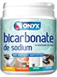 ONYX Bicarbonate de Sodium 500 g - Lot de 2