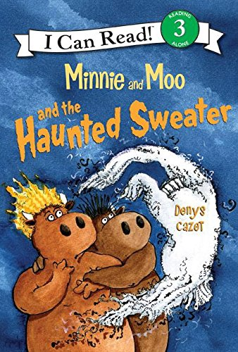 Read Online Minnie and Moo and the Haunted Sweater (I Can Read Level 3) pdf epub
