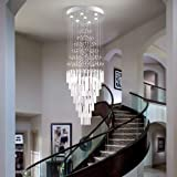 Raindrop Crystal Chandelier Modern Contemporary