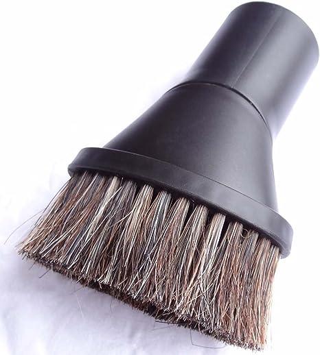 Cleanwizzard - Cepillo de cabezal para aspiradora (con 1 rollo de bolsas de basura de 16 L) Miele Electronic 3000/3100 / 3200 Pincel para aspiradora: Amazon.es: Hogar