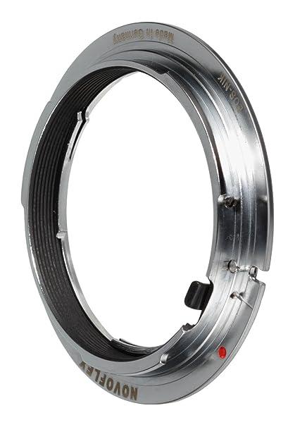 Novoflex Adapter for Nikon Lenses to Canon EOS Body (EOS/NIK)