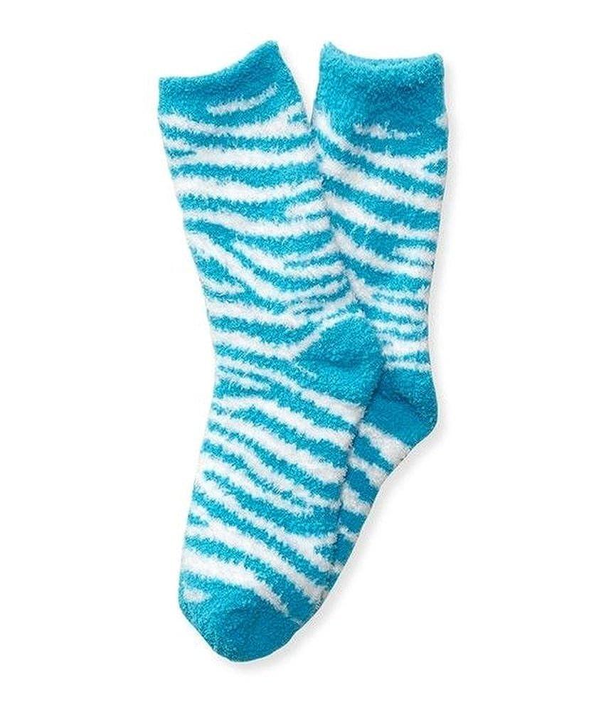 Aeropostale Womens Soft Striped Lightweight Socks