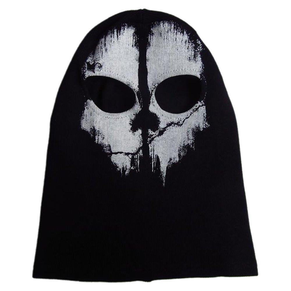 Pixnor Call of Duty 10 Ghosts Hoods Skull Skeleton Head Mask ...
