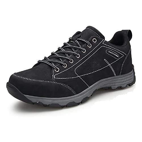 Hombre Zapatillas Trekking, Senderismo Impermeables Verano Deportivas Deporte Zapatos Montaña Running Negro Marrón 39-46 BK44: Amazon.es: Zapatos y ...