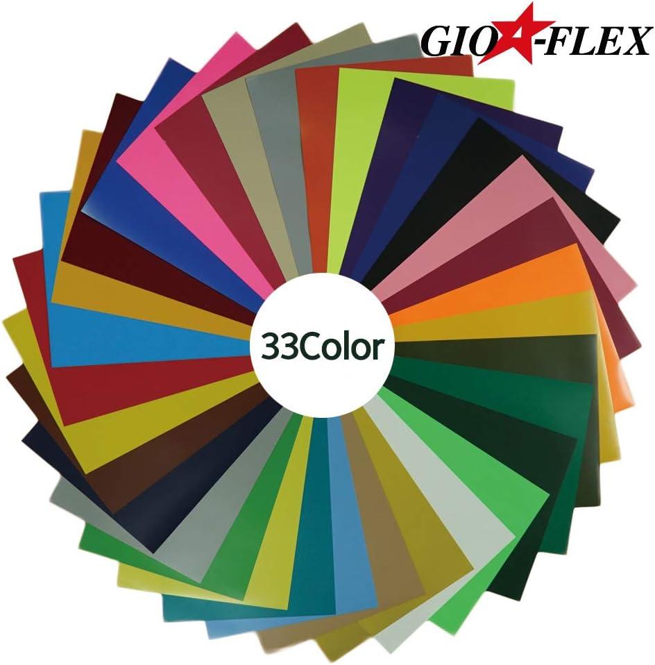 Best Packaged: Glo-Flex Vinyl, 33 Sheets