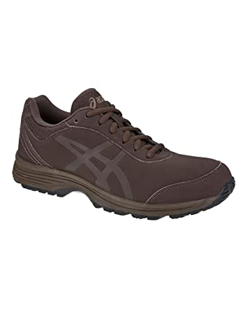 ASICS Damen Walkingschuh Gel Nebraska W braun: Amazon.de: Schuhe ...