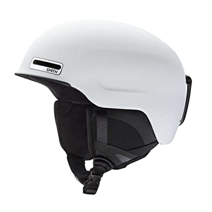 ea7140819ec0b Image Unavailable. Image not available for. Color  Smith Optics Maze - Asian  Fit Adult Ski Snowmobile Helmet ...