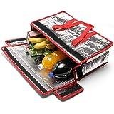 Biback - Fiambrera de Gran Capacidad para Viajes al Aire Libre, pícnic, 24 l