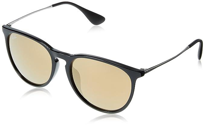 Ray-Ban Erika f Gafas de sol para aviador de iridio no ...
