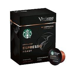 Starbucks® Espresso Roast Verismo™ Pods