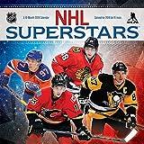 NHL Superstars 2018 Calendar