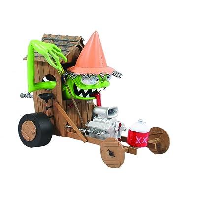 Lindberg Weird-OHS Huey's Hut Rod: Toys & Games