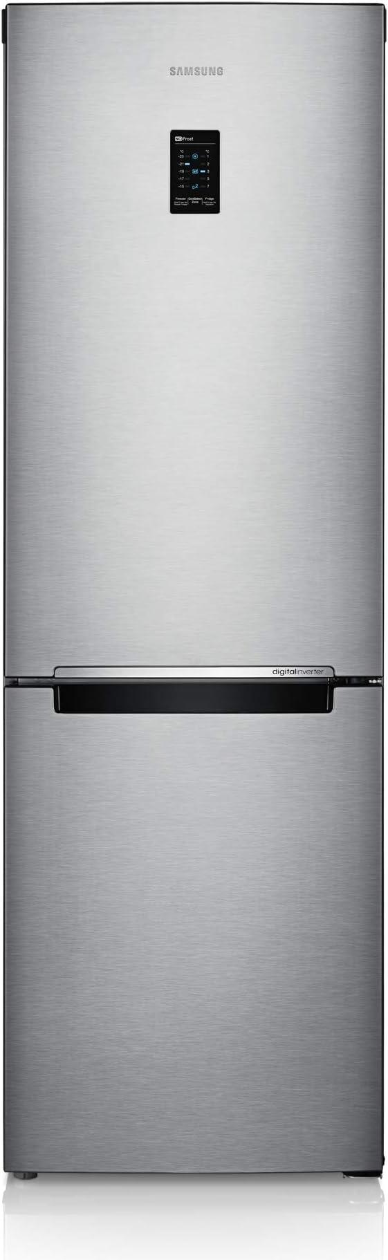 Samsung RB31FERNCSA Independiente Acero inoxidable 206L 98L A++ ...