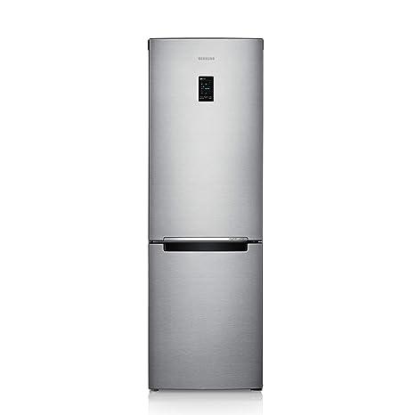 Samsung RB31FERNCSA/EF Frigorifero Combinato SMART LINE, Total No Frost,  304 L, Premium Silver
