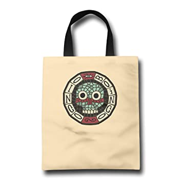 902abc0d905 Oingo Boingo Shopping Tote Bag -100% Polyester Grocery Tote Bag -  Reinforced Handle Reusable