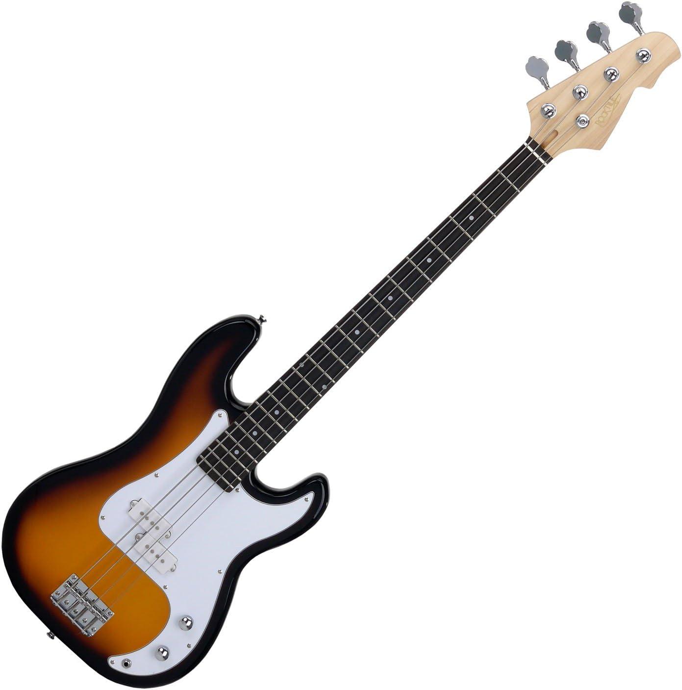 Rocktile Punsher Bass - Bajo eléctrico, sunburst