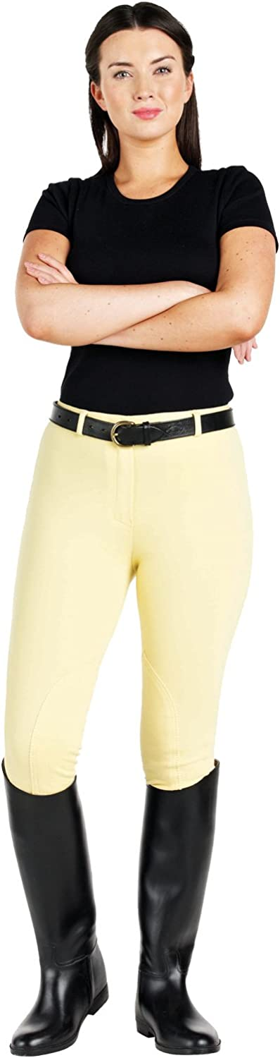 Caldene Matchmakers 4Tech Horse Riding Jumping Showing Dressage Competition Ladies Stretch Breeches Sizes 24-34
