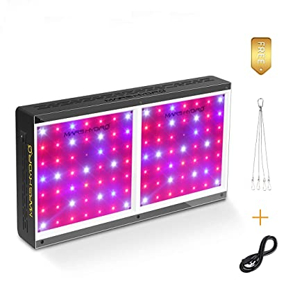super popular d9572 05511 MarsHydro Led Growing Lamps 600W Updated Led Grow Lights Full Spectrum for  Indoor Plants Veg and Flower ETL Certificate Grow lamp for Hydroponics ...