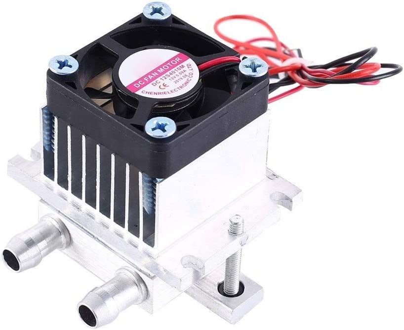 Cooling System Electronics Module Fan Air Conditioner Thermoelectric Module Water Cooler Cooling System DIY Kit 72W 12V MDYHJDHYQ