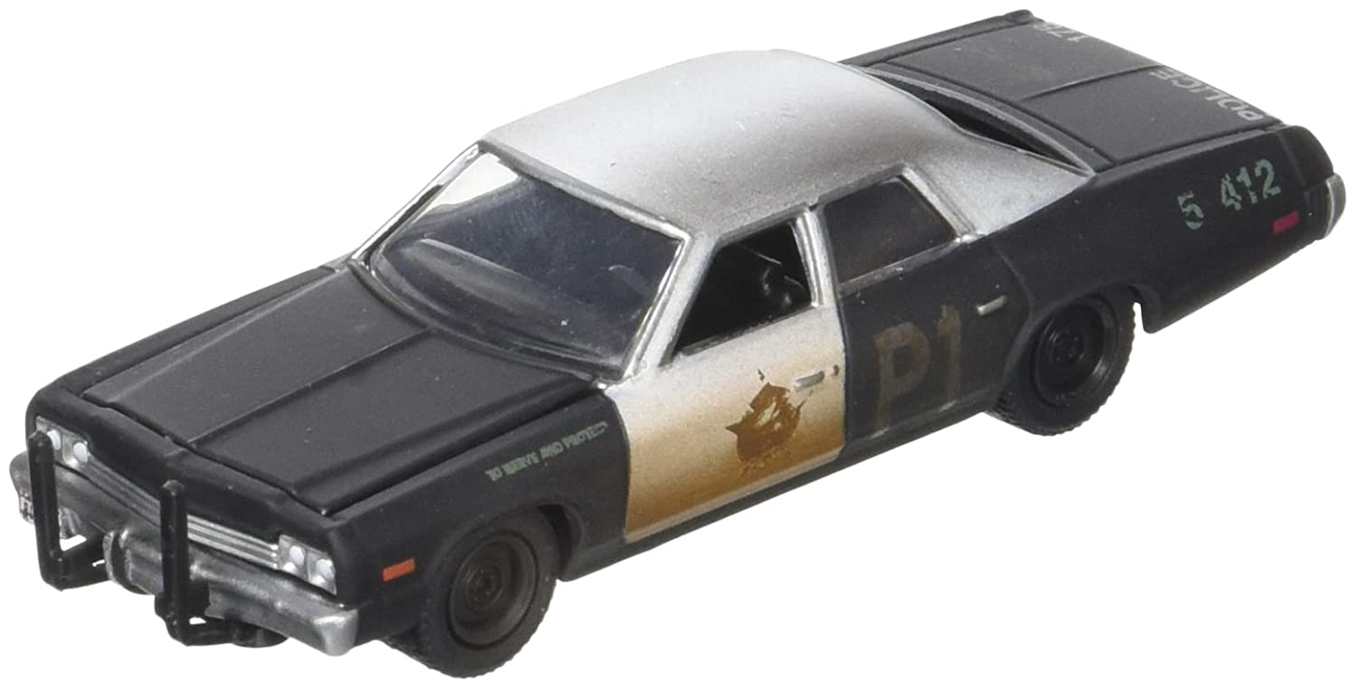 GreenLight Collectibles Blues Brothers (1980) - 1974 Dodge Monaco Bluesmobile Vehicle (1:64 Scale) 44710-C