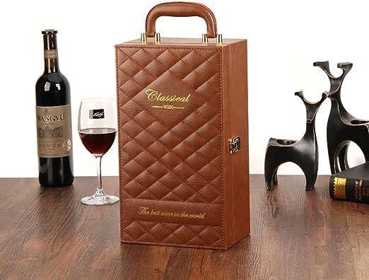 Conjunto De Caja De Vino con Herramientas/Botella De 2 Botellas ...