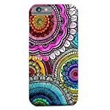 iPhone 5 Case, iPhone 5s Case, Forever Forever Young TPU Silicone Gel Soft Bumper Clear Case Cover for Iphone 5 5S (Colorful Flower)