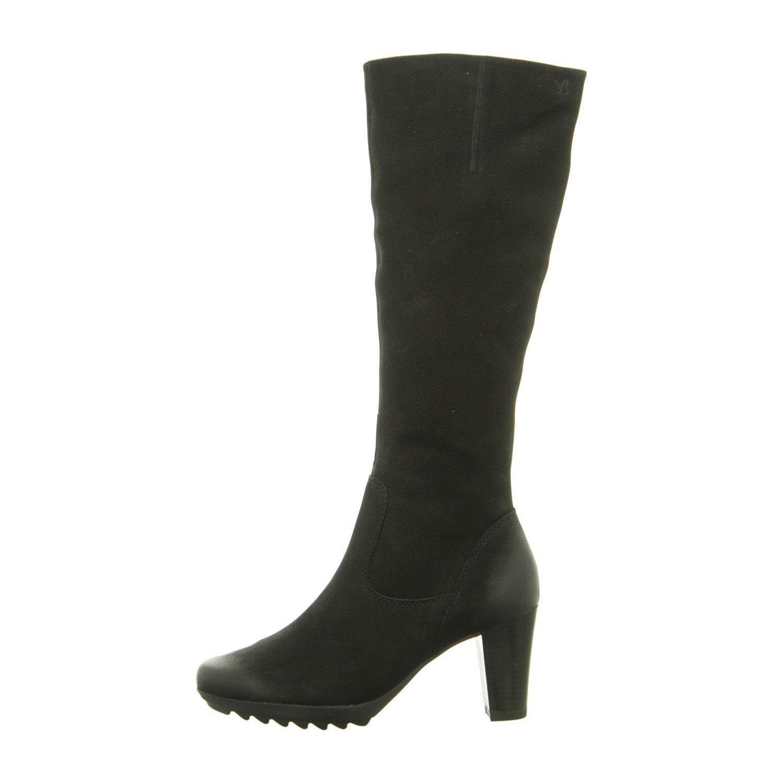 heiß-verkaufender Beamter detaillierter Blick Gutscheincode CAPRICE Schuhproduktion Da.-Stiefel Größe 5 Black NUBUC ...