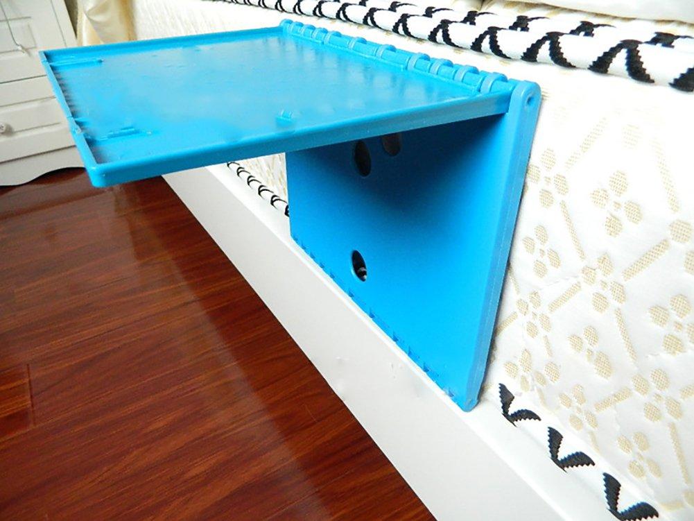 Edwid BedShelfie - As Seen on TV Desktop Phone Stand Multifunctional Bed Head, Flat TV Live Stand, Bracket
