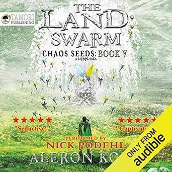 Amazon com: The Land: Swarm: Chaos Seeds, Book 5 (Audible Audio