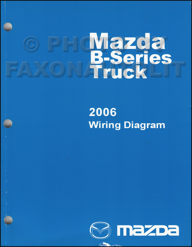 Mazda B Series Wiring Diagram