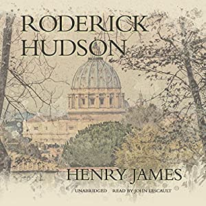 Roderick Hudson Audiobook